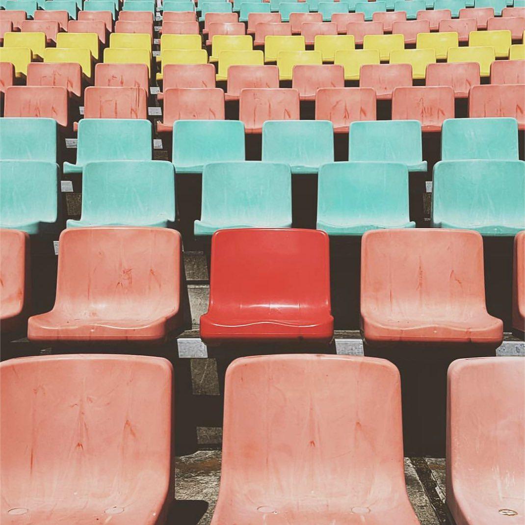 Accidentally Wes Anderson - Friedrich-Ludwig-Jahn-Sportpark
