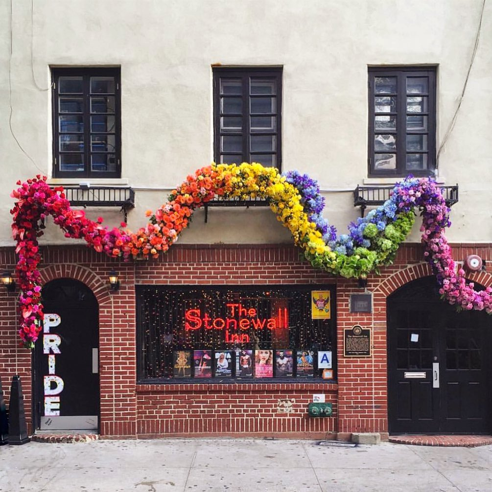 Accidentally Wes Anderson - Stonewall Inn