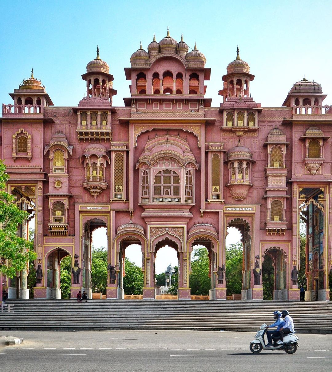 Accidentally Wes Anderson - Patrika Gate