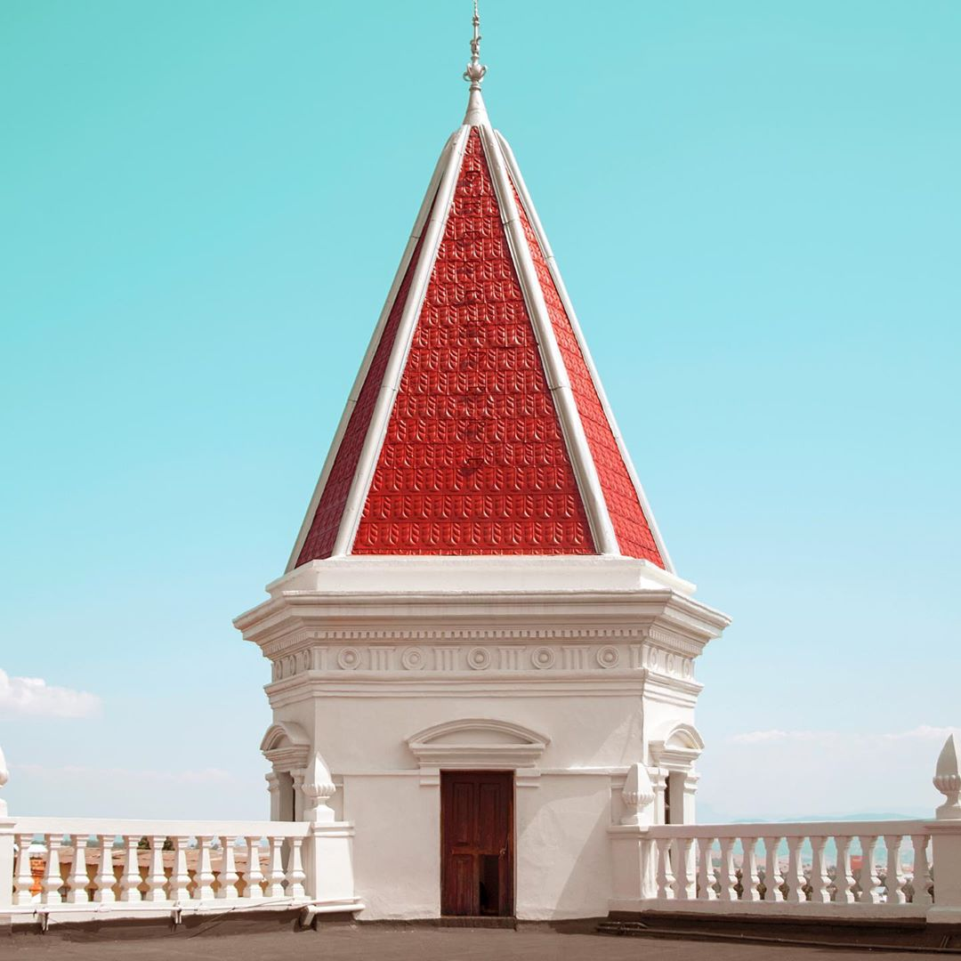Accidentally Wes Anderson - Municipal Palace